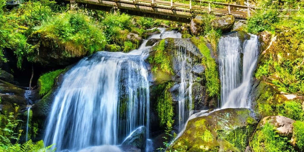 Die schönsten Wasserfälle in Deutschland - Atemberaubende Naturwunder