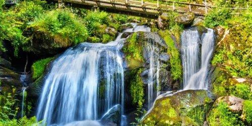 Die 10 schönsten Wasserfälle in Deutschland - Atemberaubende Naturwunder