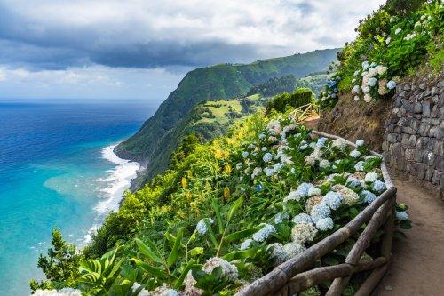 Beste Reisezeit Azoren - Wetter & Klima auf den portugiesischen Inseln