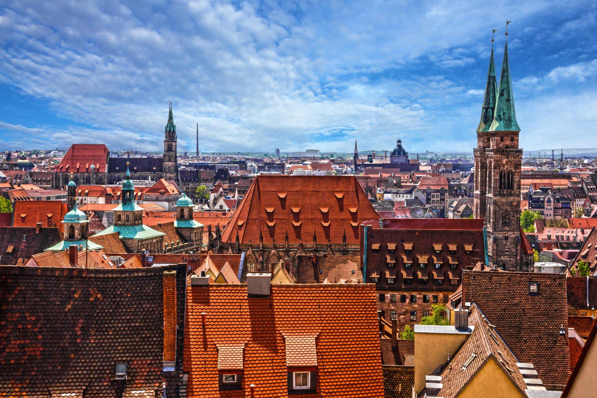 Nürnberg Sehenswürdigkeiten - Top 14 Attraktionen