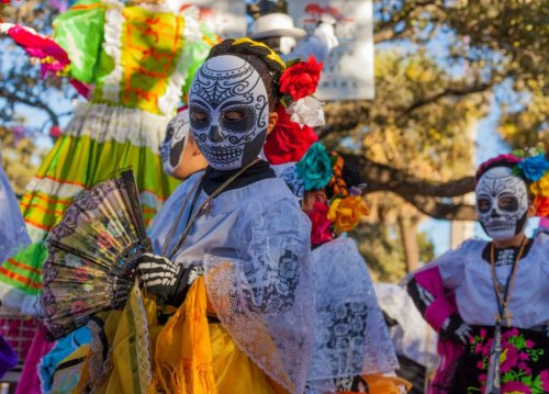 So wird Halloween in anderen Ländern gefeiert