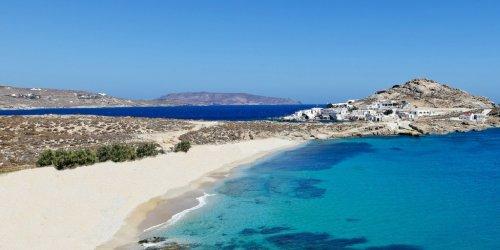 Die 7 schönsten Strände auf Mykonos