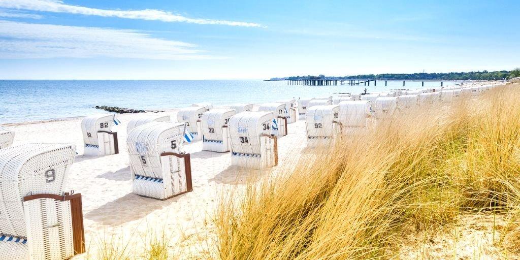 2. Familienurlaub an der Ostsee