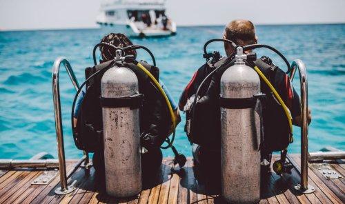 Teneriffa Tauchen - Top 7 Tauchplätze auf der größten Kanareninsel