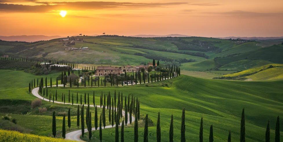 Beste Reisezeit Toskana - Wetter & Klima in der Mittelitalienischen Region