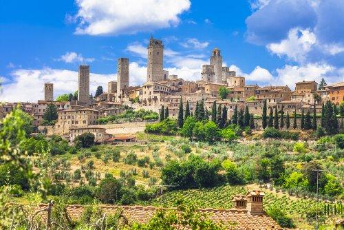 Faszinierende Toskana - Ein Roadtrip von Pisa über Florenz nach Siena