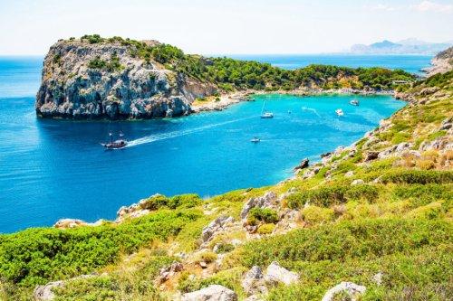 Rhodos - die historische Insel Griechenlands