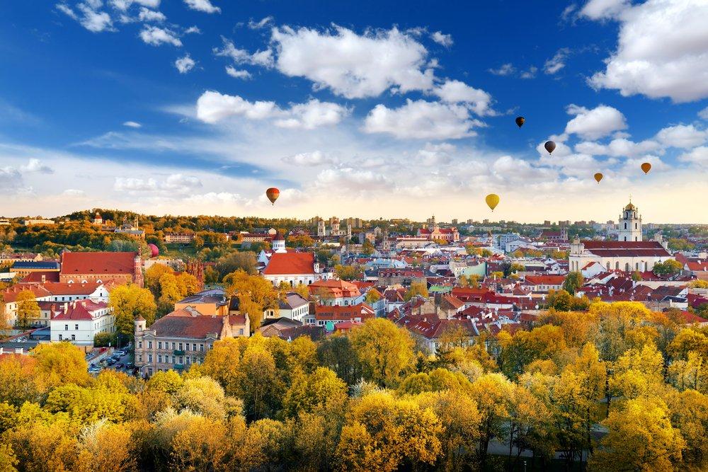 Vilnius Tipps - Alle Highlights und Attraktionen im Überblick