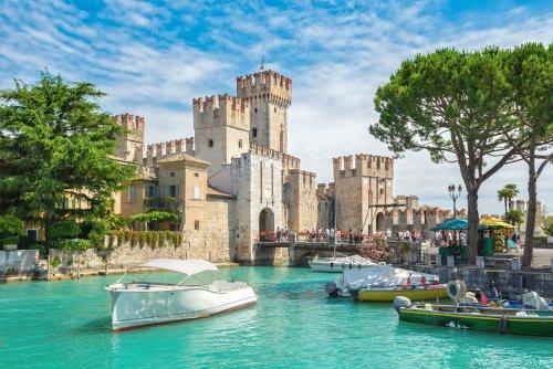 Sirmione - Alle Infos zu dem Kurort im Süden vom Gardasee