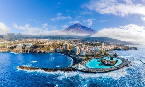 Teneriffa - Eine virtuelle Reise auf die größte Insel der Kanaren