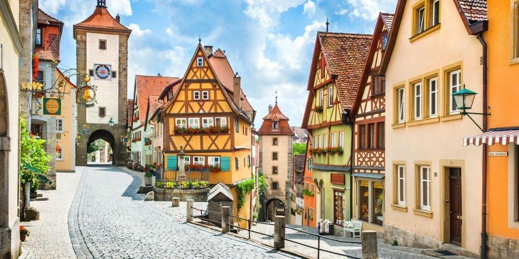 Kleinstädte in Deutschland - 10 zauberhafte & unentdeckte Juwelen