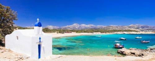 Die 10 schönsten Strände auf Naxos - im Überblick