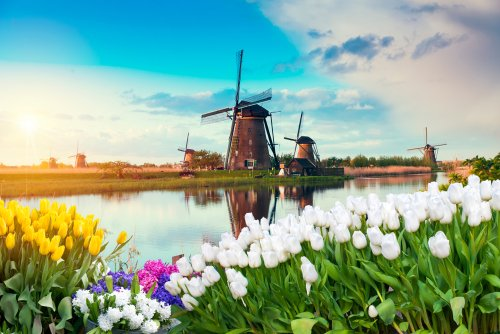 Holland Sehenswürdigkeiten - Alle Highlights im Überblick