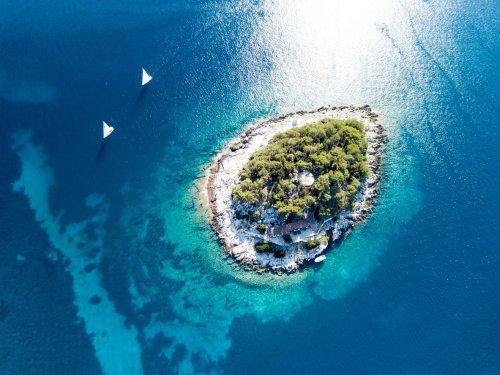Kroatische Inseln: Die 11 schönsten Inseln Kroatiens (inkl. Karte & Bilder)