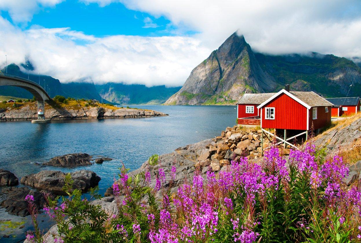 Norwegen - 14 spannende Urlaubsziele & Infos für deinen Urlaub