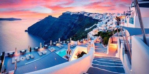 Santorini Strandhotels: die besten 10 Hotels am Strand