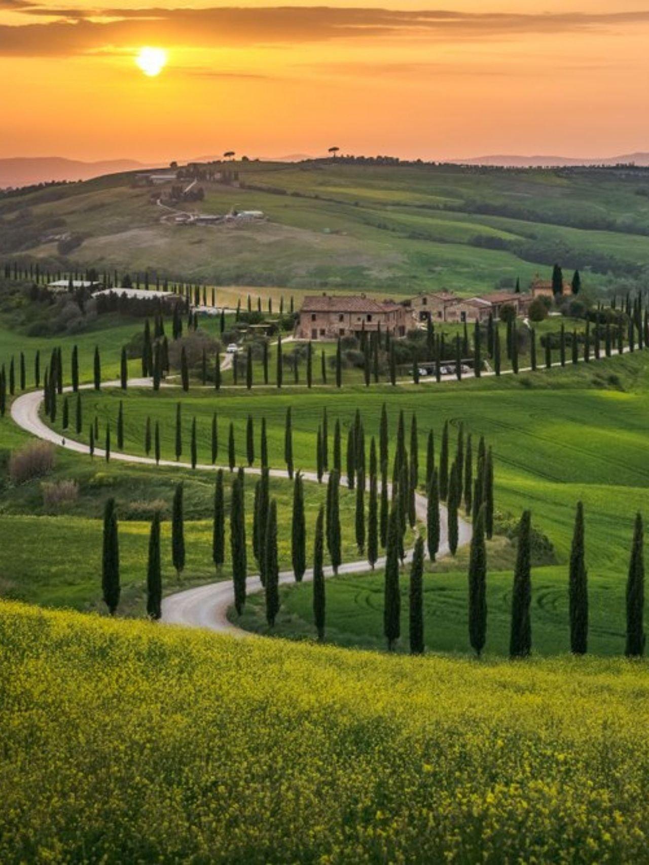 Top 10 Ferienhäuser in der Toskana