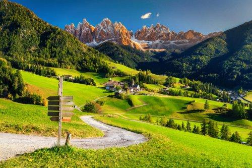 Wandern in Europa - besondere Reiseziele entdecken