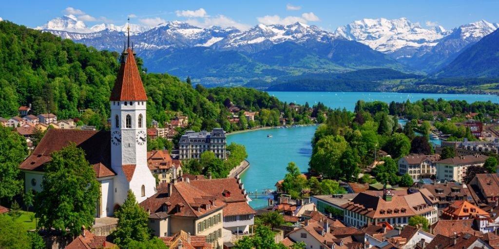 Schweiz - 15 spannende Urlaubsziele & Tipps für deinen Urlaub