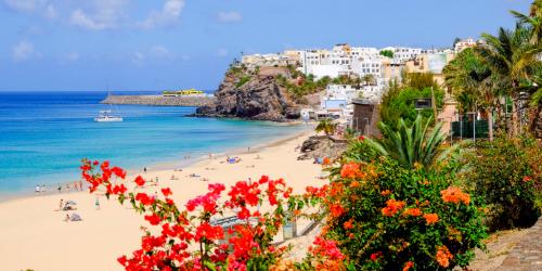 Surfen, Segeln, Tauchen - Findet euren Wassersport auf Fuerteventura!
