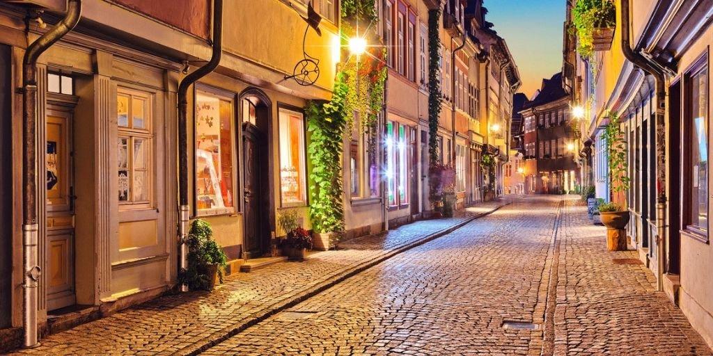Die schönsten Altstädte in Deutschland