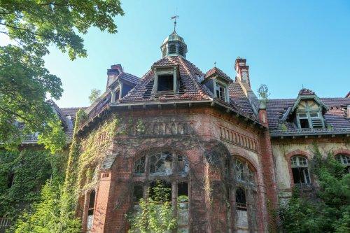 Lost Places in Brandenburg - 8 geheimnisvolle Orte erkunden