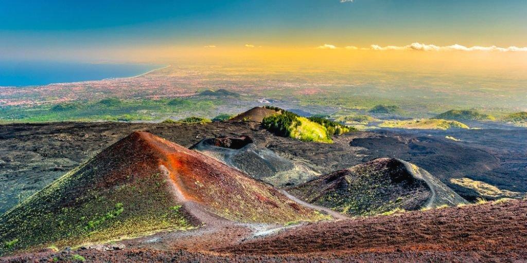 Vulkane in Italien - Der Guide für euren Italien Urlaub