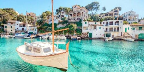 Cala Figuera - Idylle und Ruhe auf der Baleareninsel Mallorca