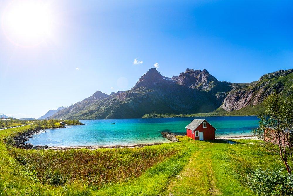 Norwegen - das Land der Fjorde - cover
