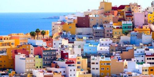 Las Palmas de Gran Canaria - Facettenreiche und lebhafte Inselhauptstadt