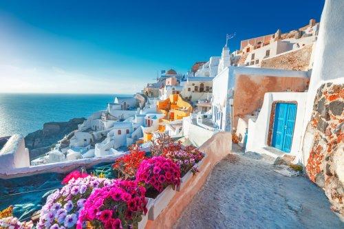 Top 10 Santorini Sehenswürdigkeiten im Überblick (mit Karte)