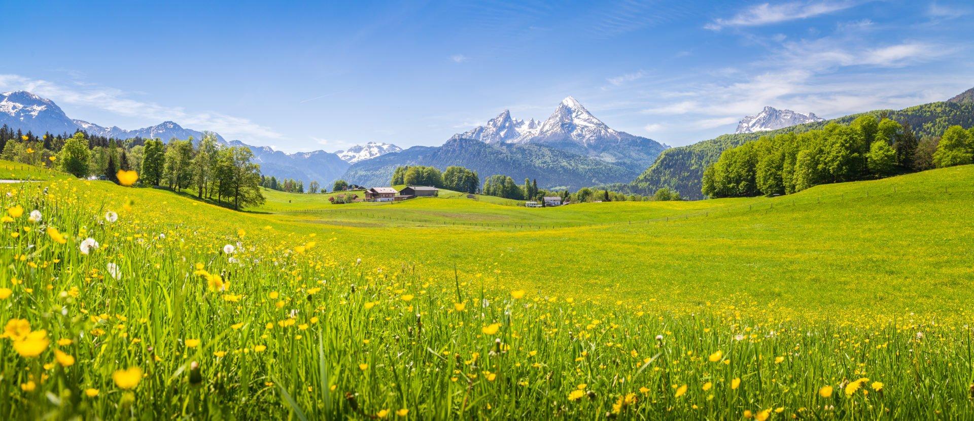 Top Nationalparks in Österreich - Alle 6 Nationalparks im Überblick