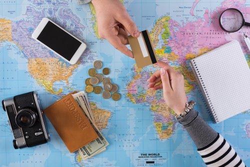 Top 20 Kreditkarten für das Ausland