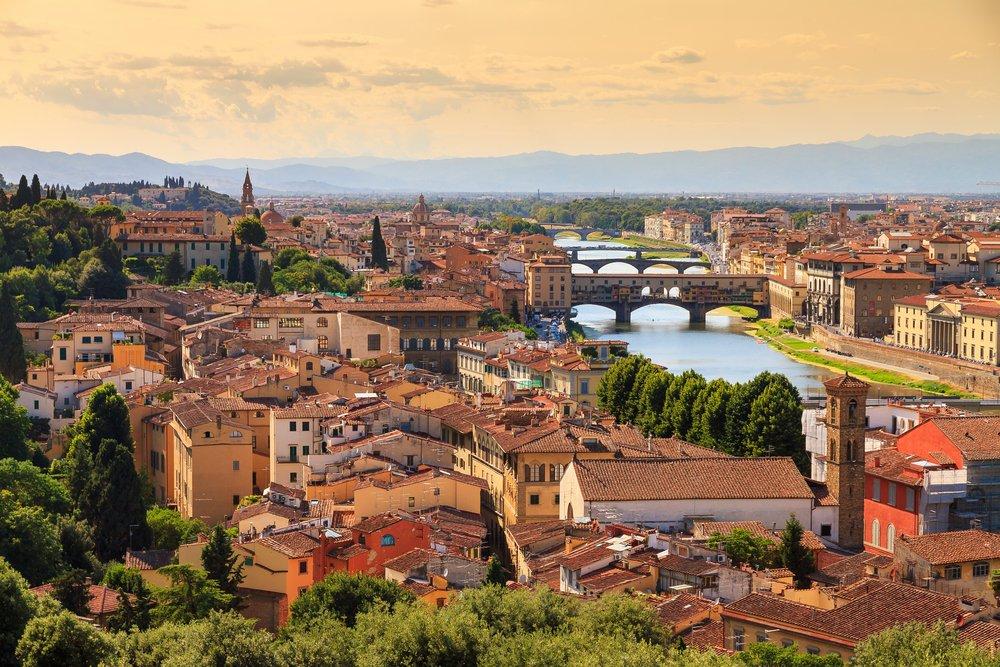 Die 25 schönsten Sehenswürdigkeiten in Florenz