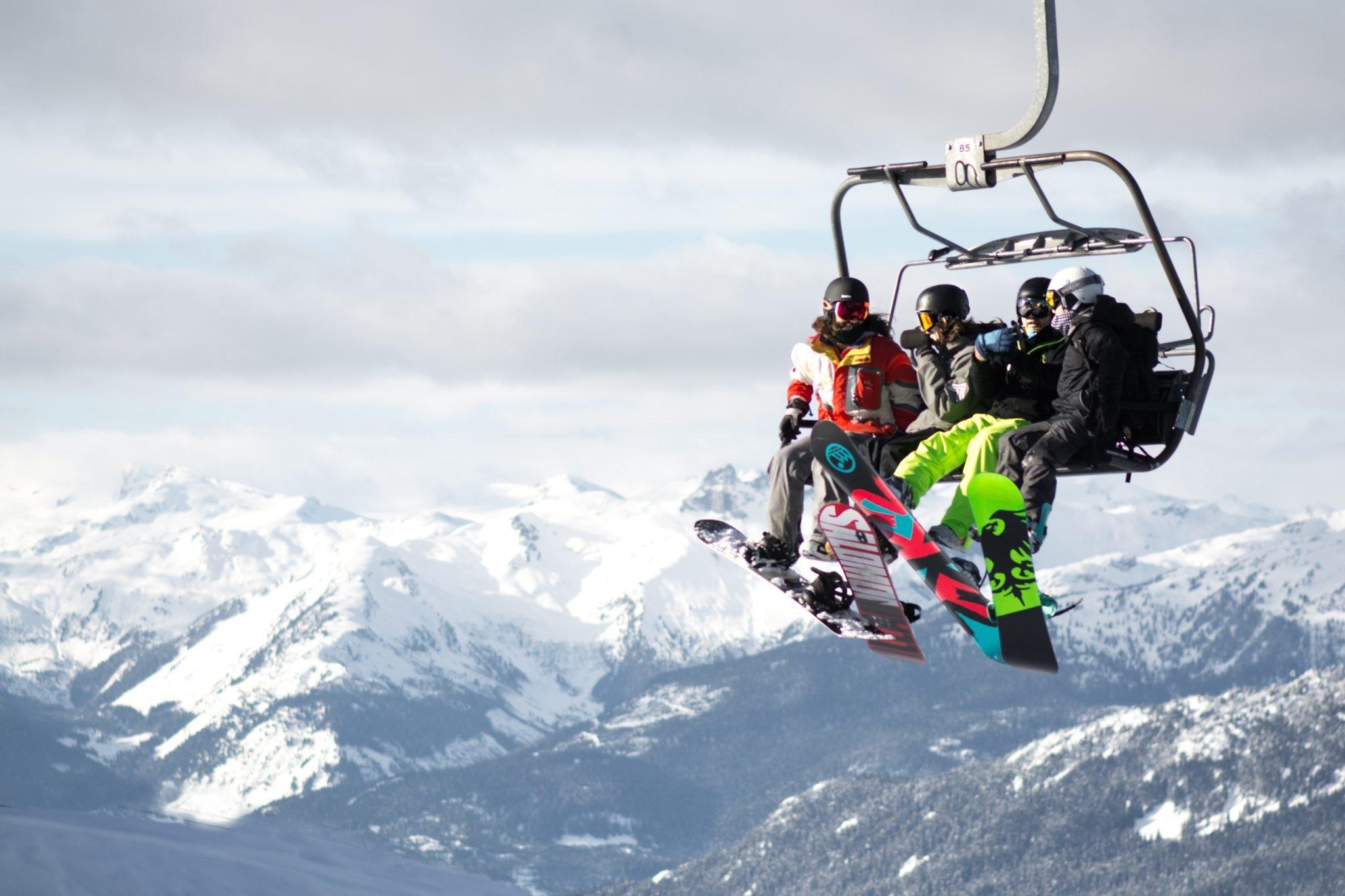 Die 7 besten Skigebiete in Deutschland