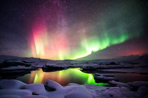 Die 10 besten Orte um Polarlichter zu sehen
