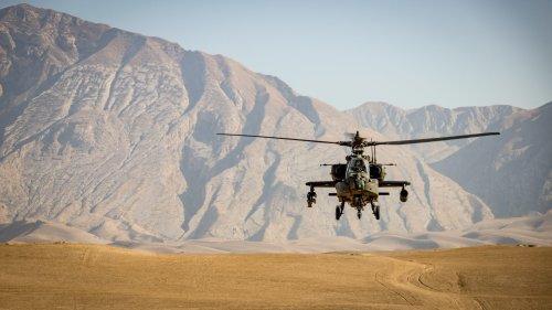 Neue Luftraumwarnung für Afghanistan