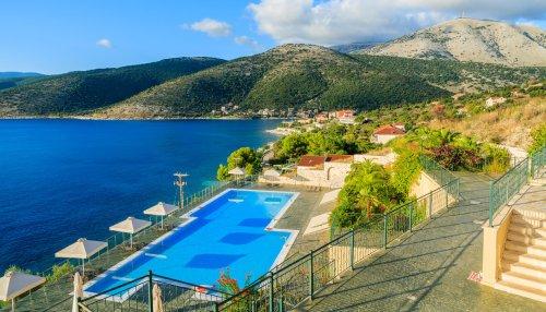 Rhodos Luxushotels: pompöse Resorts & Villen