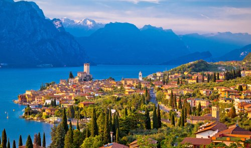 Beste Reisezeit Gardasee - Sonniger Urlaub an Italiens größtem See