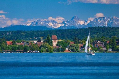 Urlaub im Dreiländereck - alles rund um den Bodensee
