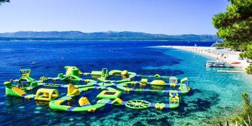 Kroatien Wasserparks - Spaß und Abenteuer mit den top 5 Aquaparks