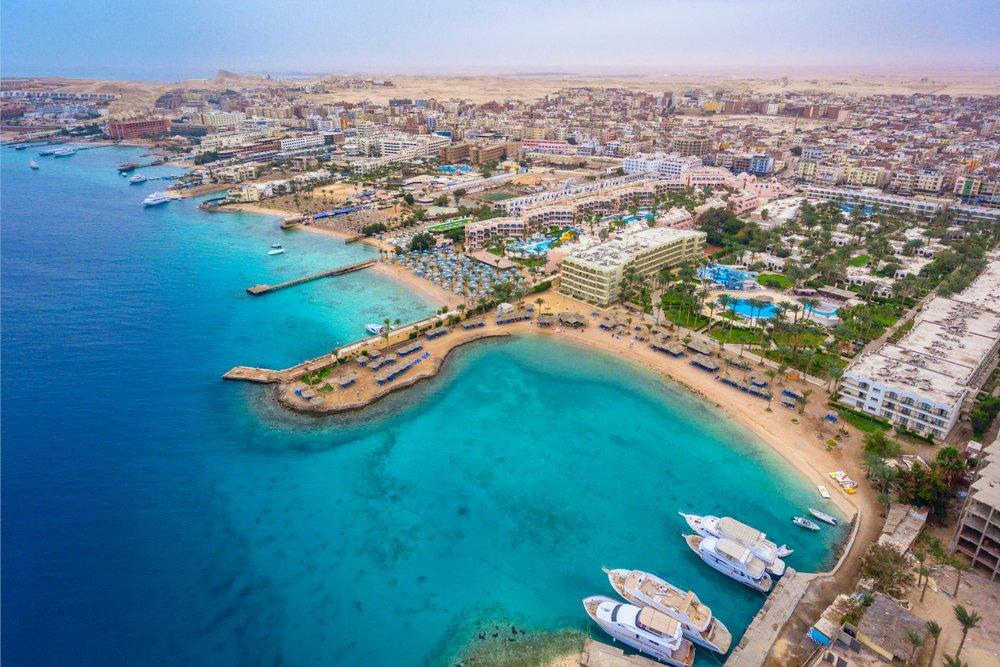 Ägypten - Urlaub im Land der Pharaonen - cover