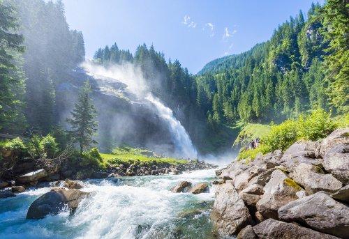 Die 8 schönsten Wasserfälle in Österreich (mit Karte)