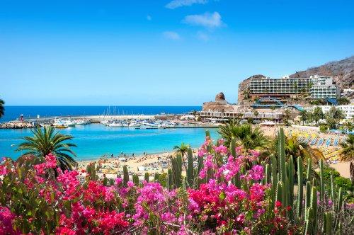 Urlaub auf Gran Canaria - Reiseührer, Urlaubsorte, Strände, Bilder & Infos