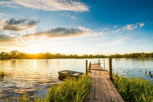 8 schöne Seen in Berlin und Brandenburg