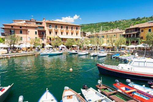 Torri del Benaco - Infos für einen Urlaub in dem einstigen Fischerdörfchen