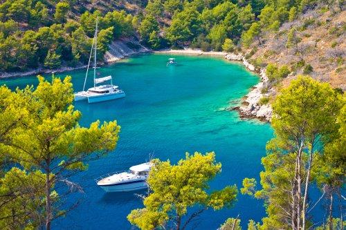 5 schöne Kroatische Inseln