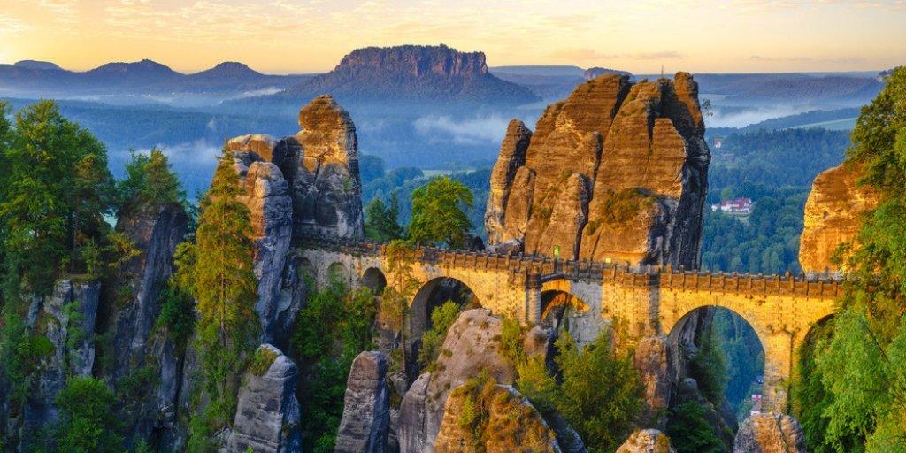 Nationalparks in Deutschland - auf einer Gesamtfläche v. über 10.000km²