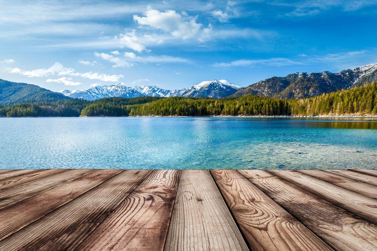 Eibsee Tipps - Euer Guide für den bayerischen Bergsee an der Zugspitze