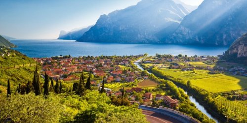 Torbole - Der idyllische Ferienort für Sportbegeisterte und Naturliebhaber